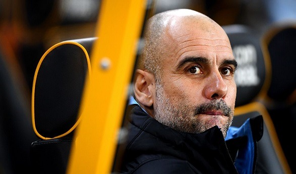 Guardiola's Man City is becoming Blue!