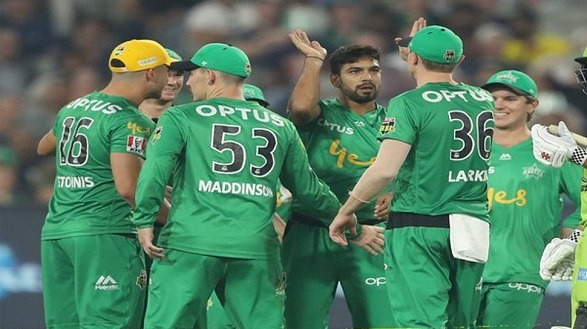 Melbourne Stars moved to the BBL final!