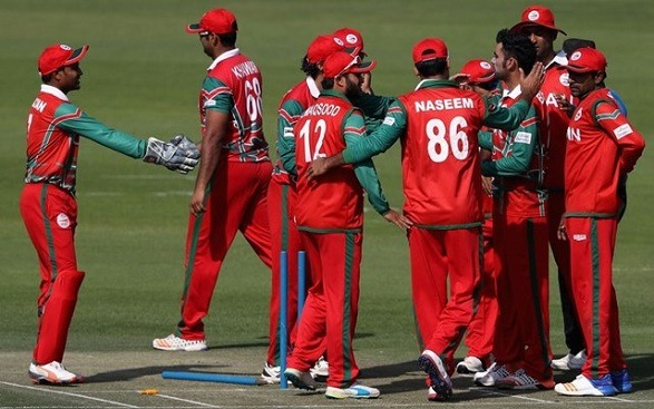 Oman won by 92 runs against the United States!