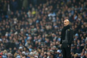Pep Guardiola wants to stay at the Etihad Stadium!