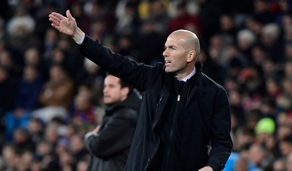 Zidane is disappointed to lose points at home ground!