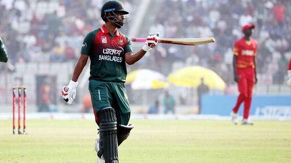 Bangladesh beat Zimbabwe by 4 runs in the 2nd ODI!