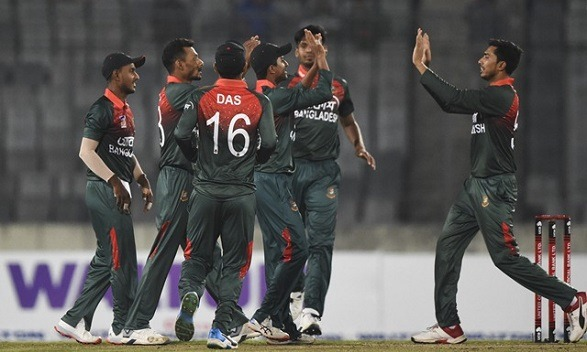 Bangladesh beat Zimbabwe by 9 wickets in 2nd T20I!