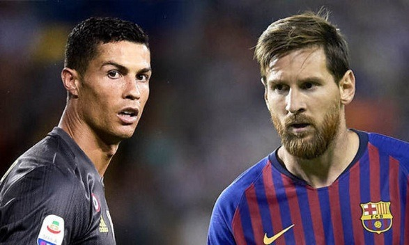 Cristiano is not behind than Lionel Messi!