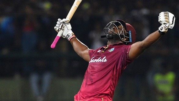 West Indies whitewashed Sri Lanka in the T20I series!