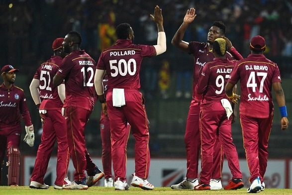 West Indies won the 1st T20I against Sri Lanka!