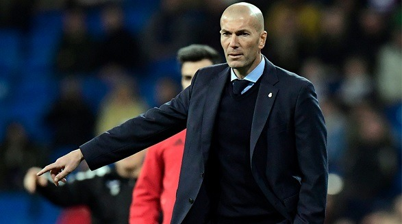 Zidane is too careful after winning the El Clasico!