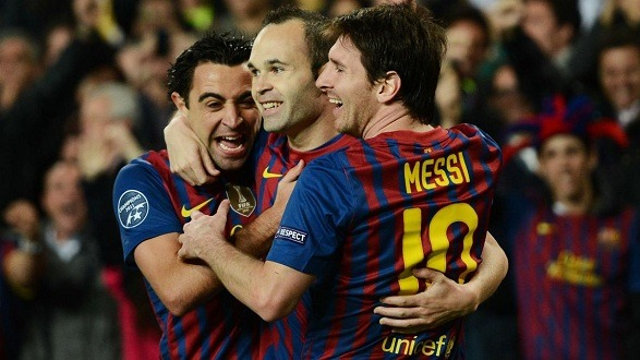 Barca's golden generation will not be repeated!