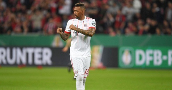 Bayern Munich fined their defender Jerome Boateng!