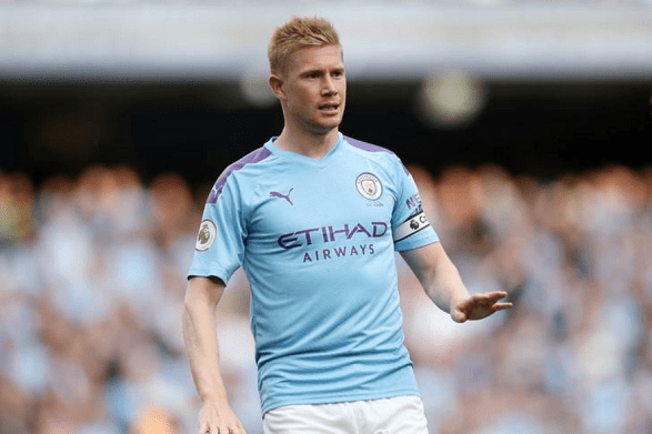 COVID-19 might have infected the Man City star De Bruyne!