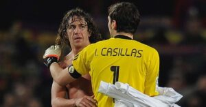 Casillas wants to play for the people!