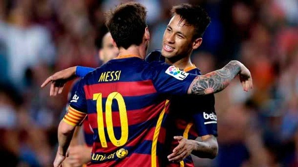 Messi-Neymar pair can be visible at the Camp Nou?