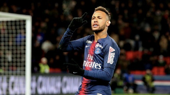 Neymar desperately wants to return to the ground!