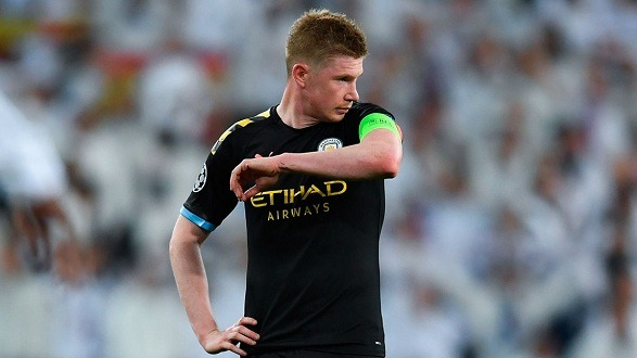 De Bruyne has given the hint of leaving Man City!