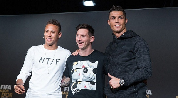 Messi-Cristiano-Neymar must win the World Cup to overtake Edilson!