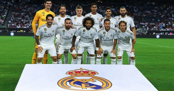 Real Madrid failed to get success against them!