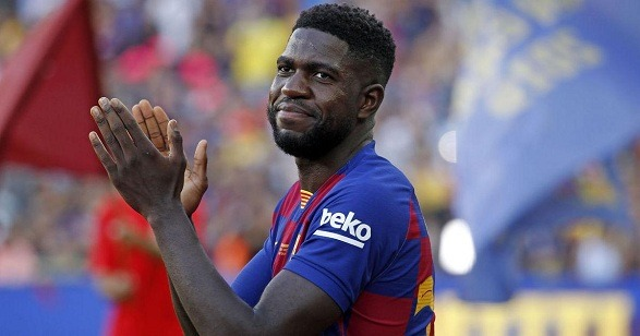 Samuel Umtiti has been injured in 2nd practice day!