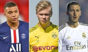 The French manager Zidane wants to form a new attacking trio!