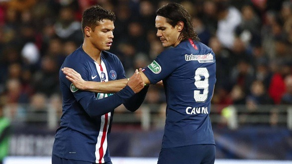 Cavani-Silva set to leave Parc des Princes!