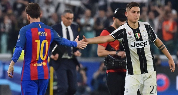 Dybala's dream is to play alongside Messi at the Camp Nou!