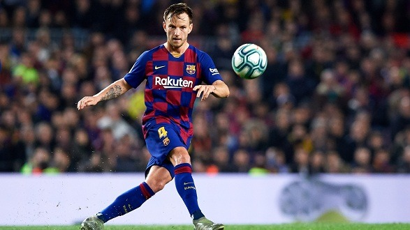 Rakitic hopes to stay at the Camp Nou for a long time!