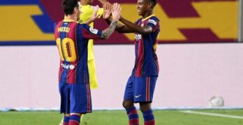 Barcelona started the new season with the big victory!