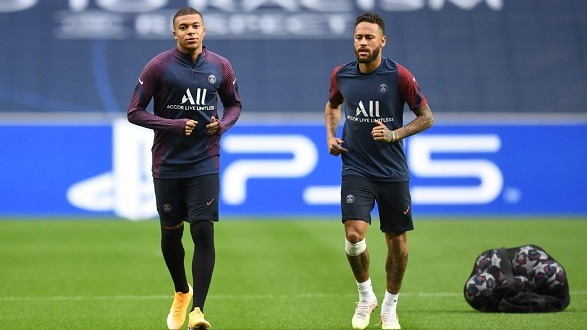 Mbappe will leave Neymar in the next season!