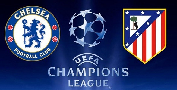 Atletico Madrid will fight Chelsea in the Champions League last 16!