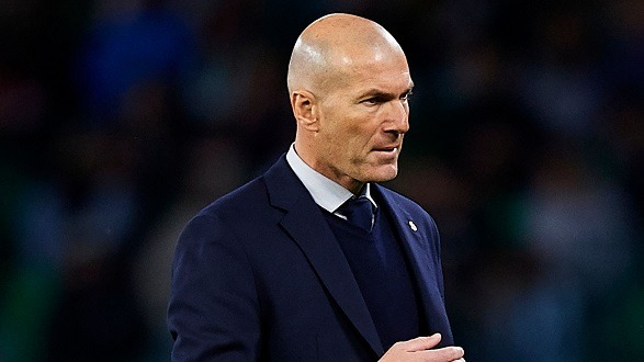 Zidane's future is uncertain in Real Madrid!