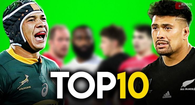 Top 10 Rugby -Sportnile